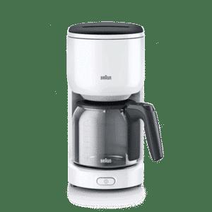 Braun PurEase Coffee Maker 0X13211017