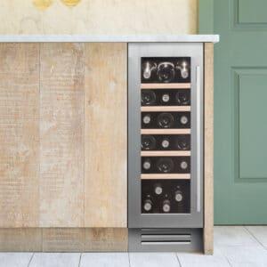Caple Classic Undercounter Single Zone Wine Cooler - Wi3125