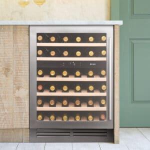 Caple-Classic-Undercounter-Dual-Zone-Wine-Cooler-Wi6133