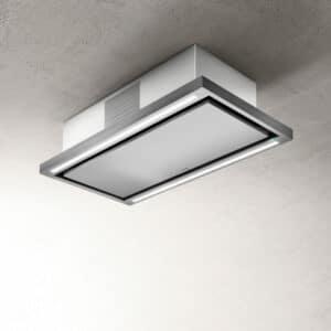 Elica Cloud Seven Ceiling Kitchen Hood IX F 90 PRF0141953