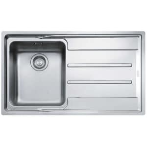 Franke-Aton-Incasso-Filotop-ANX-211-86-1B-1D-RHD-1-Bowl-Drainer-Stainless-Steel-Sinks-127.0204.400