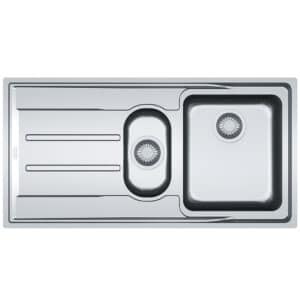 Franke-Aton-Incasso-Filotop-ANX-251-1.5B-1D-LHD-1.5-Bowl-Stainless-Steel-Sinks-127.0204.610