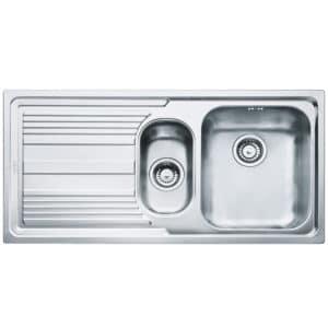 Franke-Logica-Line-LLX-651-1.5B-1D-LHD-1.5-Bowl-Stainless-Steel-Sinks-101.0085.812
