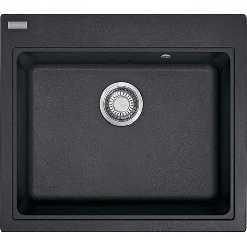 Franke-Maris-MRG-610-58-Black-1-Bowl-Coloured-Sinks-114.0567.280