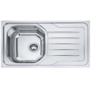 Franke OLN 611-86 Kitchen Sink - 101.0564.775