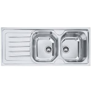 Franke OLN 621 Kitchen Sink - 101.0564.806