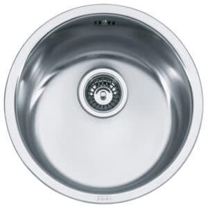 Franke-Round-RAX610-38-Inox-1-Bowl-Stainless-Steel-Sinks-101.0060.477