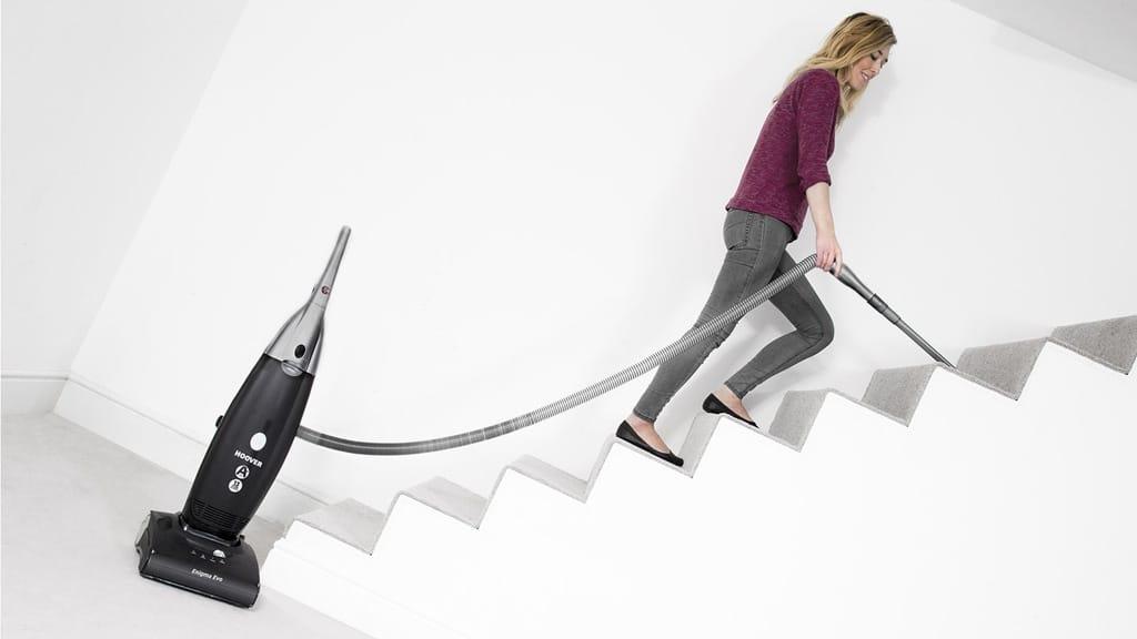 Hoover Enigma Bagged Vacuum Cleaner PU31 EN10 001 Above Floor Cleaning