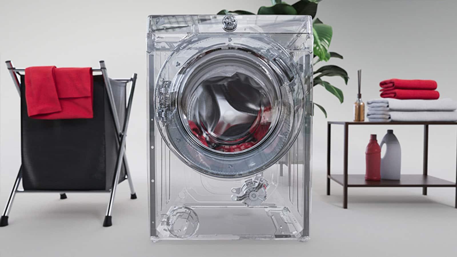 Hoover H-WASH Washing Machine 500 31010333 (5)