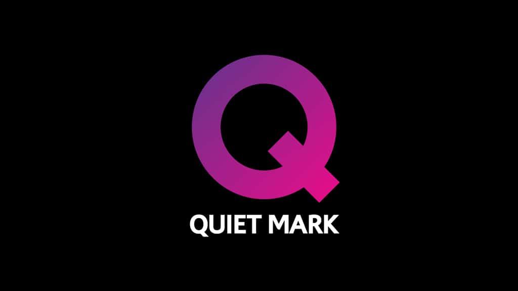 Meaco Quiet Mark
