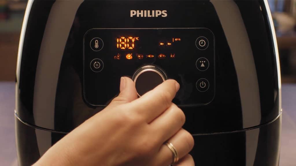 Philips Air Fryer HD9652 90 Display