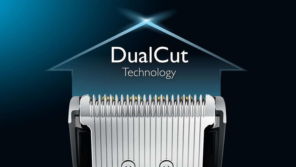 Philips Hair Clippers DualCut Technology