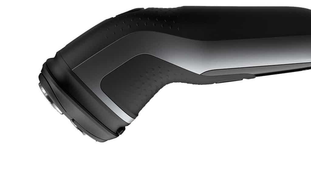 Philips Series 1000 Face Shaver Ergonomic Design