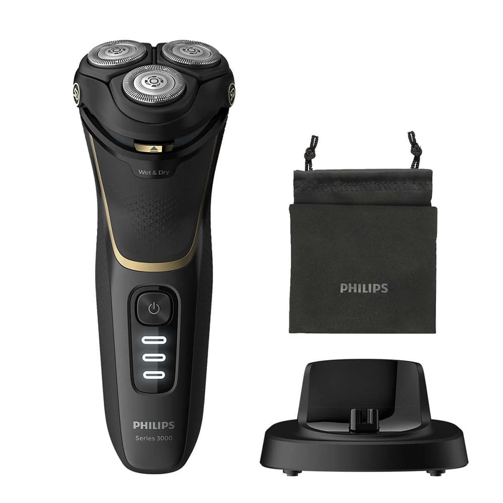 Philips Series 3000 wet and Dry Male Shaver S3333 54