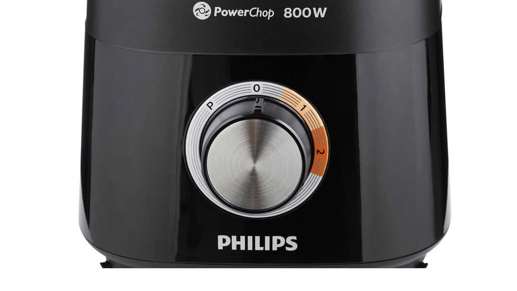 Philips Viva Collection Food Processor HR7510 10 Speed Selection
