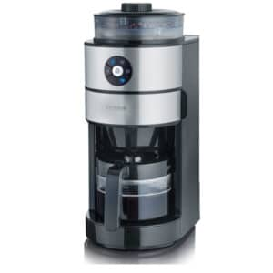 Severin Coffee Maker with Grinder 4811