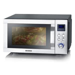 Severin Microwave with Ceramic Base 25L 7758