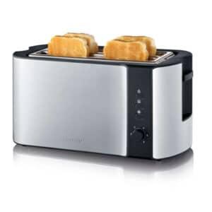 Severin Toaster 4 Slice Stainless Steel 2590