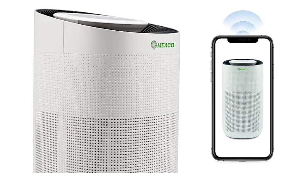 Wifi Control Meaco 76X5 Air Purifier