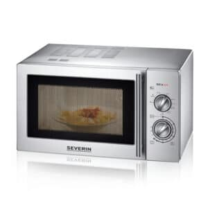severin-microwave-with-grill-23l-inox-7869-a