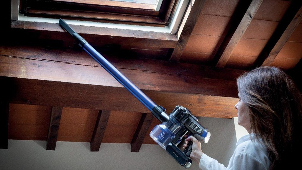Ariete Cordless Broom Vacuum Cleaner 2757 Crevice Tool