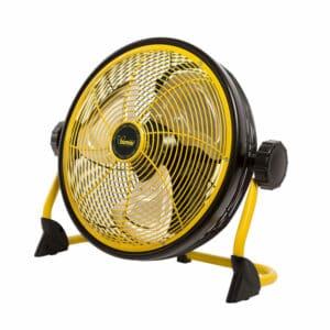 Bimar 30cm Fan with Rechargeable Battery VS30