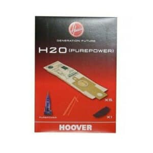 Hoover H20 Purepower Vacuum Cleaner Bags-1