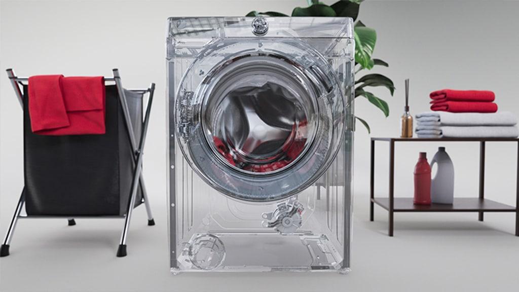 Hoover Washing Machine Active Balance Technology