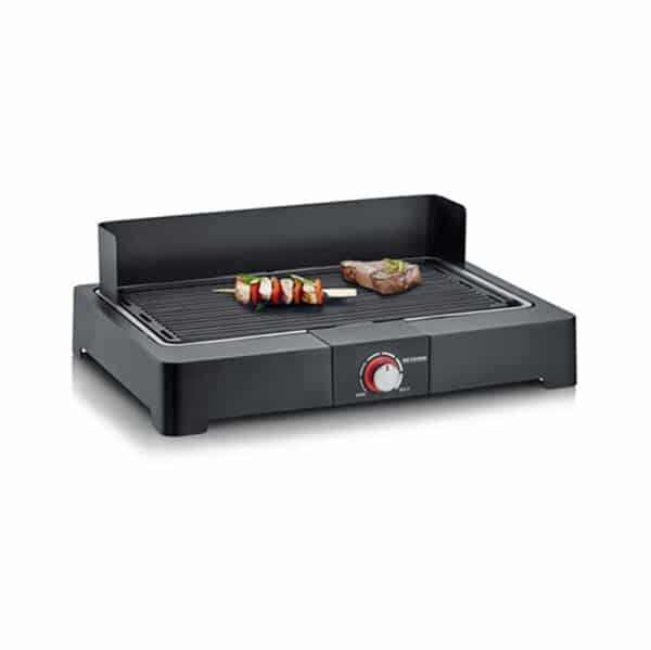 Severin Table Grill with Grill Plate 8562 b