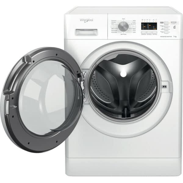 Whirlpool Freestanding Washing Machine 7kg- FFL 7238 W UK b
