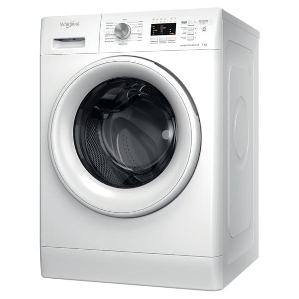 Whirlpool Freestanding Washing Machine 7kg- FFL 7238 W UK