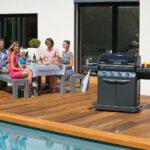 Campingaz Master 4 Series Classic LXS BBQ 2000032420