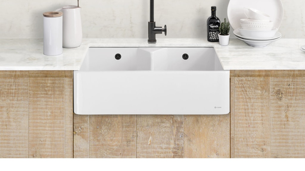 Caple Chepstow Ceramic Sink CCHEPSTOW e