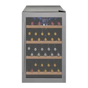 Caple Classic Freestanding Single Zone Wine Cabinet WF334 a