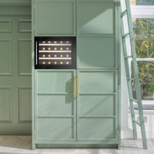 Caple Single Zone Wine Cabinet WC6411 a
