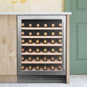 Caple Undercounter Single Zone Wine Cabinet WI6142 a