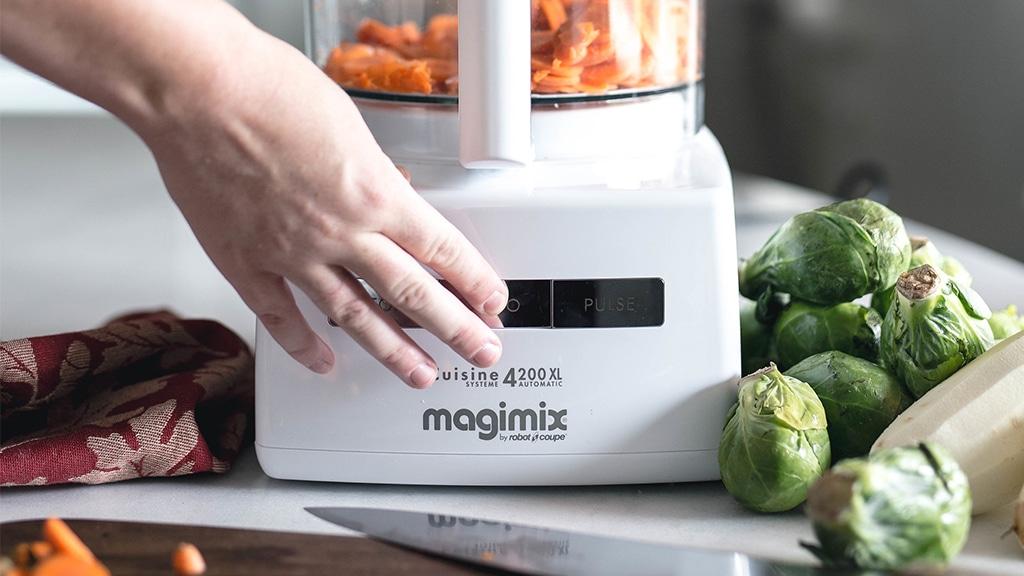 Easy Navigation - Magimix Food Processor