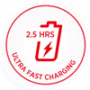 Hoover Fast Charging