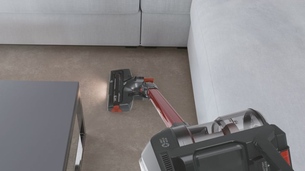 Hoover H-Free 300 Cordless Vacuum Cleaner 39400957 Highly Agile