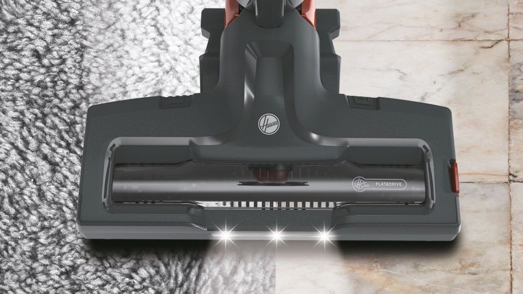 Hoover H-Free Cordless Vacuum Cleaner LED Lights