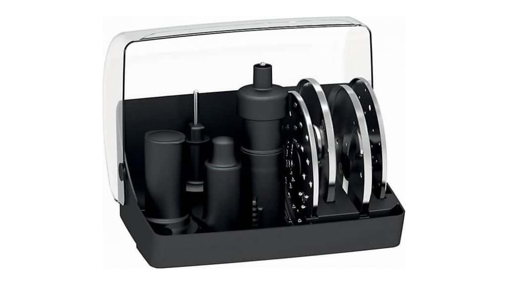 Included Accessories - Magimix 4200XL Food Processor