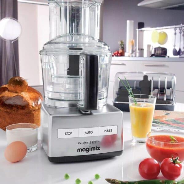 Magimix 4200XL Food Processor -a