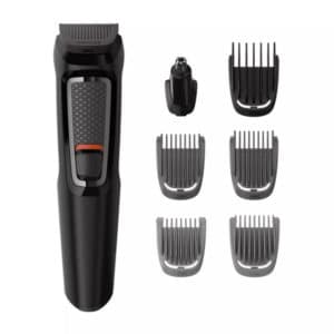 Philips Multigroom Series 3000 7 in 1 Face Hair Trimmer MG3720 15