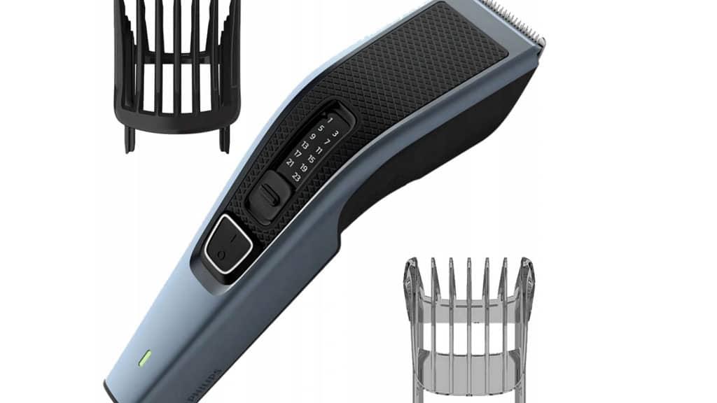 Philips Series 3000 Hair Clipper, 75Min Runtime HC3530 15 -e