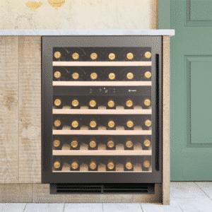 Caple Sense Undercounter Dual Zone Wine Cabinet Wi6135GM b