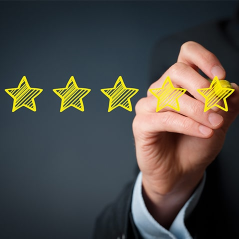 Customer Reviews Home Page