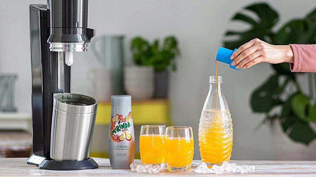 SodaStream Mirinda Zero Soda Mix Syrup 2270139 b