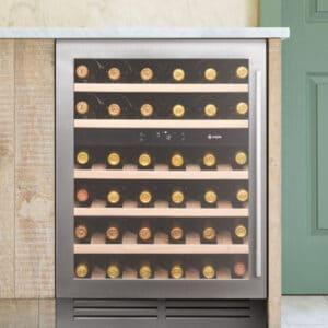 Caple Classic Undercounter Dual Zone Wine Cabinet 60CM WI6135