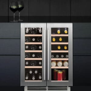 Caple Classic Undercounter Dual Zone Wine Cooler 60CM WI6234