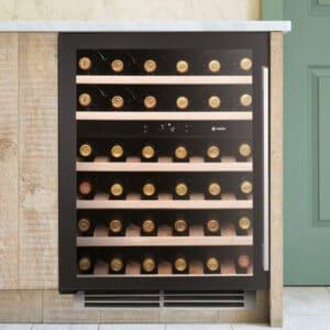 Caple Sense Undercounter Dual Zone Wine Cabinet 60CM WI6136 -f